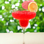 Strawberry Watermelon Daiquiri — Stock Photo
