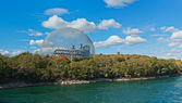 Montreal Biosphere — Stock Photo