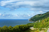 Cape Breton Highlands National Park — Stock Photo