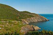 Meat Cove, Cape Breton Island — Stock Photo