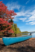 Kayak, Boat during sunny day — Stock Photo