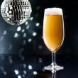 Bier on Disco Bar — Stock Photo