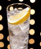 Gin tônica ou tom collins — Fotografia Stock