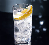 Gin tônica ou tom collins — Foto Stock