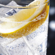 Gin Tonic or Tom Collins — Stock Photo #24528423