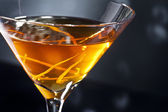 Manhattan cocktail — Stock Photo