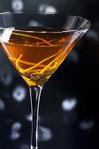 Manhattan cocktail — Stock Photo
