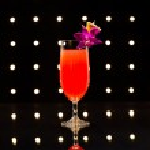Singapore Sling Cocktail — Stock Photo