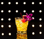 Mai Tai cocktail — Stock Photo
