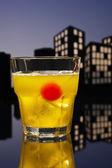 Metropolis Skrew Driver cocktail — Stock Photo