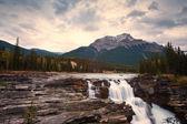 Athabasca wodospadu — Zdjęcie stockowe