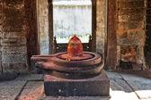 Shiva lingam of Pashupatinath temple — Stock Photo