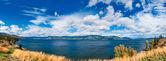 Kelowna Okanagan lake — Stock Photo