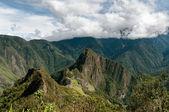 Machu Picchu, Cuzco, Peru — Stockfoto