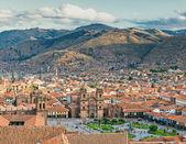 City of Cuzco — Stock Photo