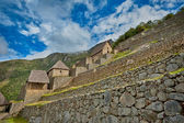 Machu Picchu detail shots — Stock Photo