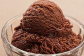 çikolatalı dondurma — Stok fotoğraf