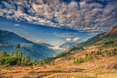 Kalinchok Kathmandu Valley Nepal — Stock Photo