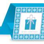 Christmas card — Stock Photo #34952893
