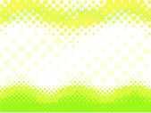 Abstract halftone background — Stockvektor