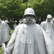 Korean war memorial — Stock Photo #41617771