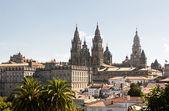 Catedral in Santiago de Compostela — Stock Photo