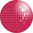 Shiny disco globe — Stock Vector #14307411