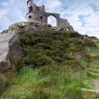 Mow cop castle — Stock Photo