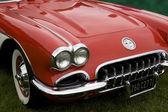 Klasyczne chevrolet corvette — Zdjęcie stockowe