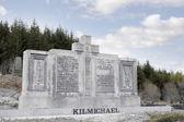 Ambush monument Kilmichael  — Stock Photo