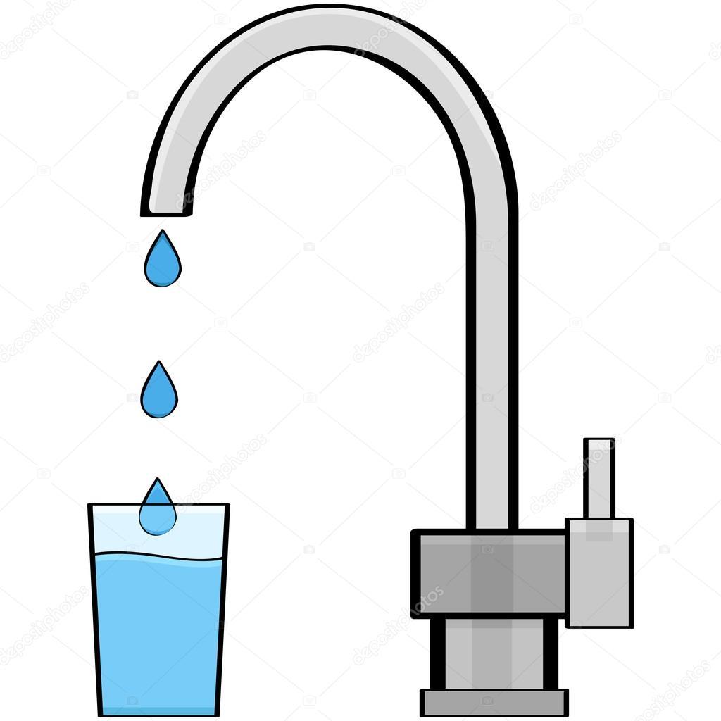 Llave agua vector de stock bruno1998 29524965 for Imagenes de llaves de agua