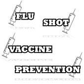 Vaccines — Stock Vector