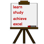 Learning rules — Stockvektor