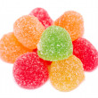 Colorful jelly — Stockfoto