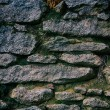 Stock Photo: Wall stone