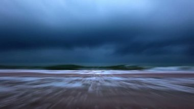 Sea waves — Stock Video