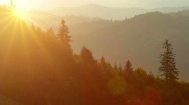 Mountain landscape — Vídeo de Stock