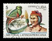 CUBA - CIRCA 1987 — Stock Photo