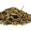 Pile of dry tea leaves — Stock Photo