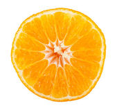 Slice of tangerine — 图库照片