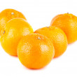 Ripe mandarines — Stock Photo