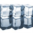 Three ice cubes — Stock Photo #21733713