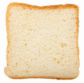 Piece of toast bread slice — Stock Photo