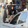 Streets of Hurghada - Stockfoto