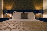Sypialnia elegancja — Zdjęcie stockowe