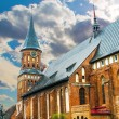 Stock Photo: Cathedral in Kaliningrad