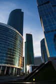 Moscow International Business Center — Foto de Stock