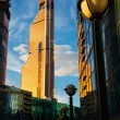 Stock Photo: Moscow International Business Center