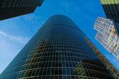 モスクワ国際ビジネス センター — ストック写真
