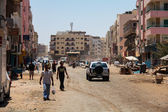 Hurghada street — Stock Photo
